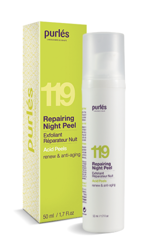 Repairing Night Peel 119 box Purles