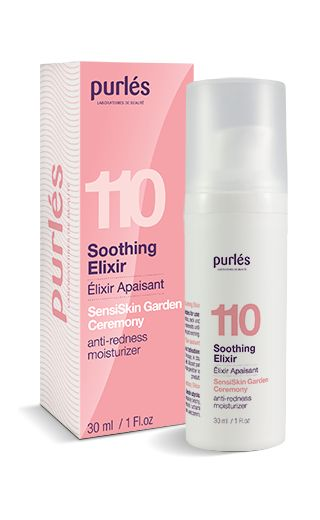 110 Soothing Elixir box 110 Purles