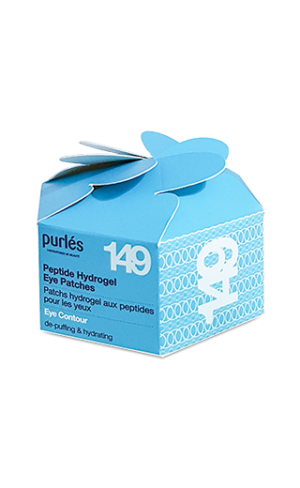 Peptide Hydrogel Eye Patches 149 box Purles