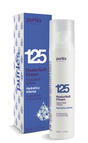 HyalurSoft Cream 125 box Purles
