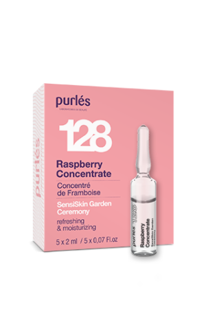 Raspberry Concentrate 128 box Purles
