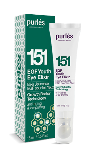 EGF Youth Eye Elixir 151 box Purles