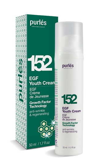 EGF Youth Cream 152 box Purles